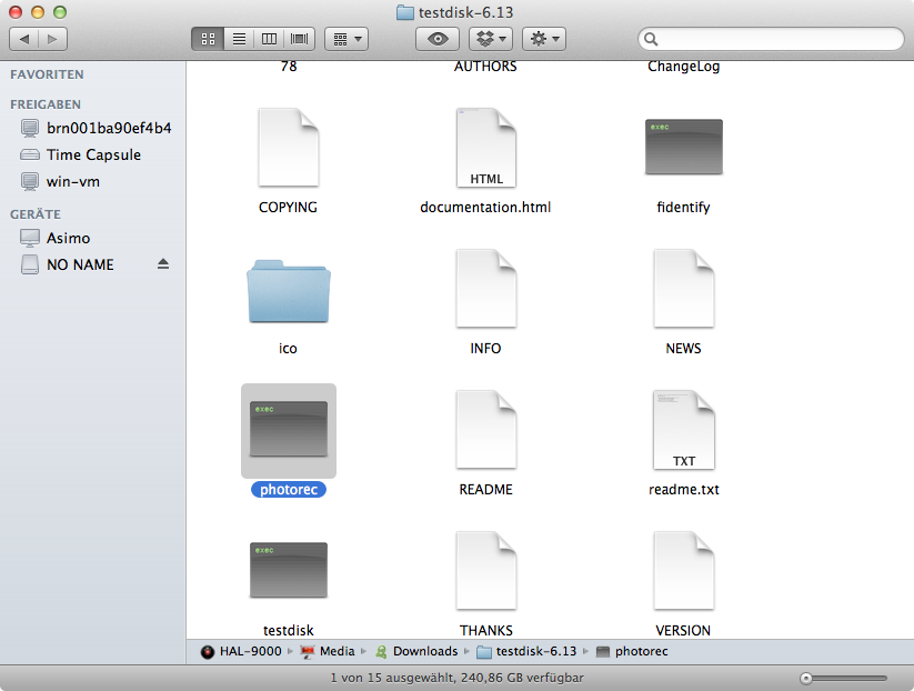 anleitung gel schte fotos auf dem mac wiederherstellen der tutonaut. Black Bedroom Furniture Sets. Home Design Ideas