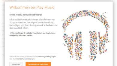 Bild von Anleitung: Musik online speichern und MP3s in Topqualität tauschen