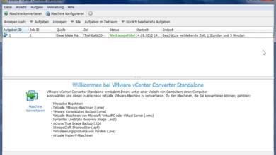 Bild von Anleitung: Windows in eine virtuelle Maschine konvertieren