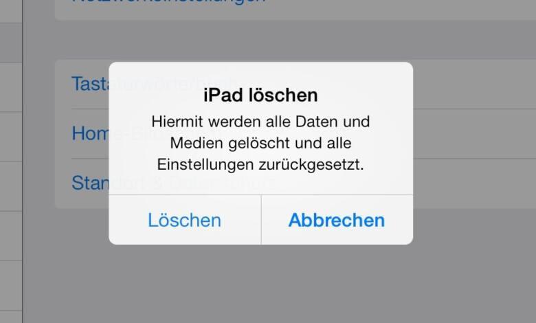 Macbook Löschen Verkauf