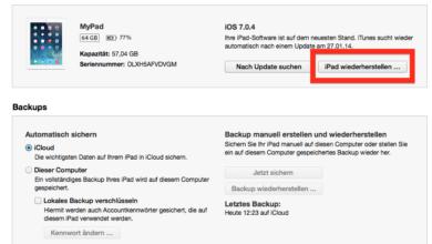 Photo of Anleitung: iOS-Jailbreak sicher und vollständig entfernen