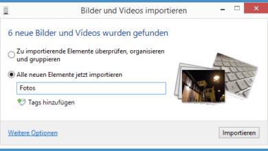 Photo of Anleitung: Fotos und Videos von iPhone und iPad auf den Windows-PC überspielen