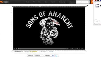 Bild von Anleitung: Desktop abfilmen und geschützte Online-Videos archivieren