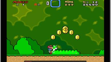 Bild von Klassische Videospiele auf dem Mac emulieren und spielen