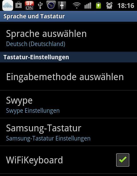 WiFiKeyboard
