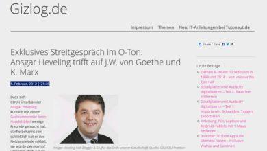 Photo of Anleitung: Datum in Wordpress-Themes einsetzen