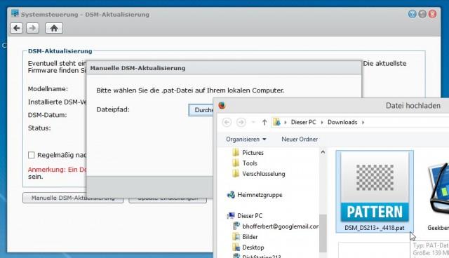 Diskstation Manager Beta