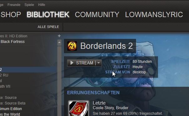 Anleitung: Spiele mit Steam In-Home-Streaming überall zocken