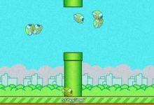 Bild von Flappy-Bird-Klon im Eigenbau und als Multiplayer-Game