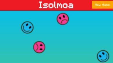Bild von Link: Kostenloses Android-Spiel Isolmoa