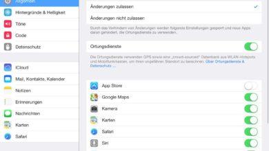 Photo of Anleitung: Kindersicherung auf dem iPad einstellen