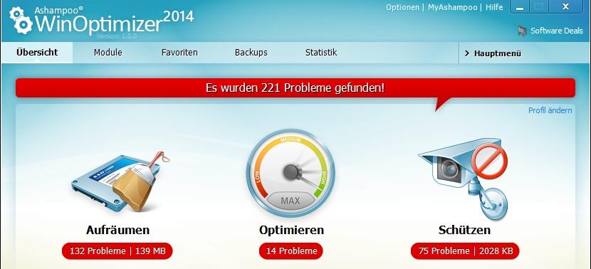 WinOptimizer 2014