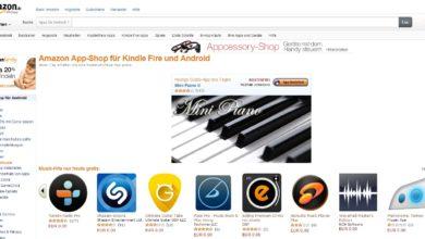 Bild von Tipp: Kostenpflichtige Musik-Apps für Android kostenlos bei Amazon herunterladen