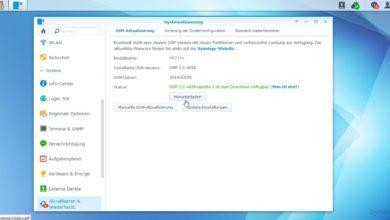 Bild von Tipp: Wichtiges Sicherheitsupdate für Synology-NAS installieren