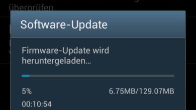 Bild von Anleitung: Android-Updates auf Samsung Galaxy installieren