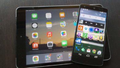 Bild von Screenshots unter iOS, Android und Windows erstellen