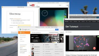 Bild von Aus jeder Webseite eine eigene Desktop-App erstellen