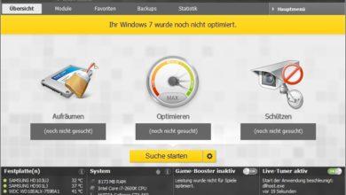 Bild von Anleitung: Automatische Optimierung für Spiele mit WinOpimizer 11 + Gewinnspiel