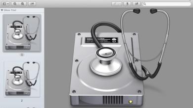 Bild von Betriebsstunden eines gebrauchten Macs herausfinden