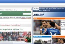 Bild von Tipp: Browser-Tabs nebeneinander anzeigen