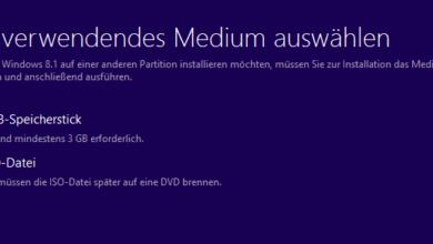 Bild von Anleitung: Windows 8-Datenträger mit Seriennummer erstellen