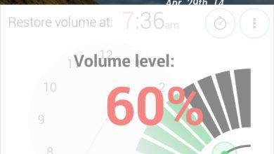 Bild von Tipp: Android-Smartphone nach einer bestimmten Zeit automatisch lauter machen