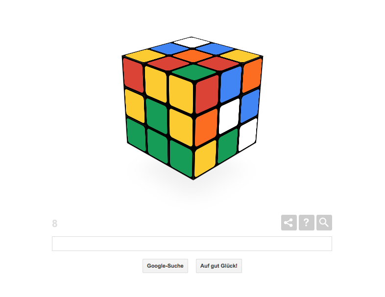 Google-Zauberwuerfel