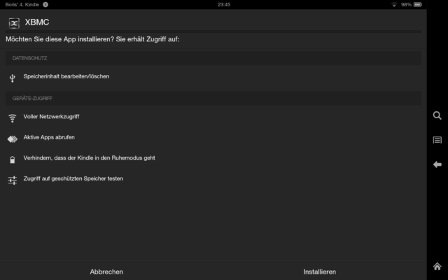 Kindle Fire Apps 3