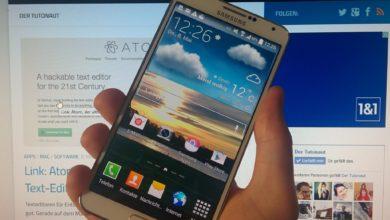 Bild von Anleitung: Samsung Galaxy-Smartphones und Tablets einrichten