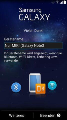 Samsung_Einrichten_10 Abschluss