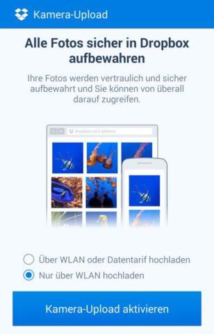 Samsung_Einrichten_9 Dropbox Upload