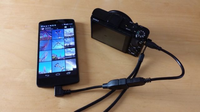USB-Kamera Nexus