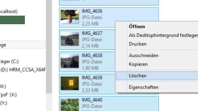 Bild von Mit dem Windows-PC Fotos vom iPhone löschen und Platz schaffen