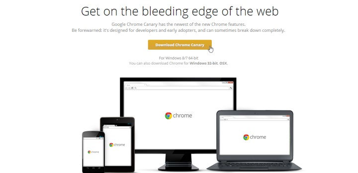 Chrome 64-bit