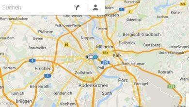 Bild von Anleitung: Google Maps unter Android offline verwenden