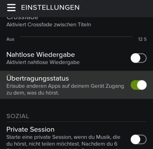 Spotify - Chromecast 1
