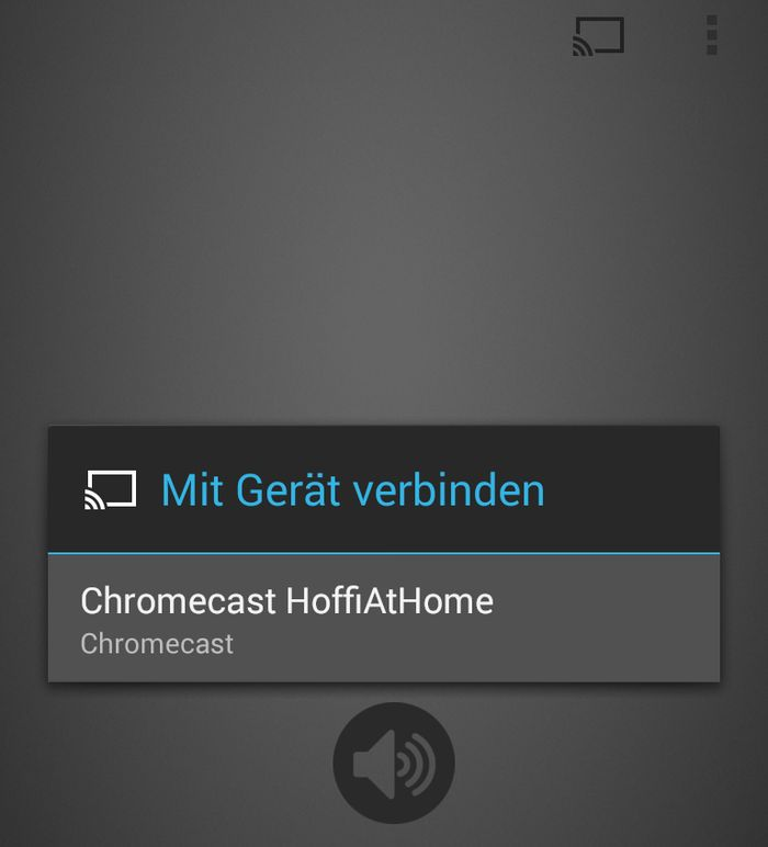 how to connect spotify to chromecast