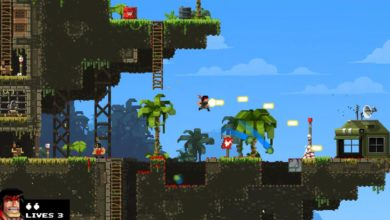 Photo of Video: Broforce Single Player PC, angespielt