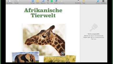 Bild von Anleitung: Beliebige Dokumente unter OS X als PDF speichern