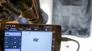 Bild von Anleitung: DSLR-Kameras mit dem Smartphone oder Tablet steuern