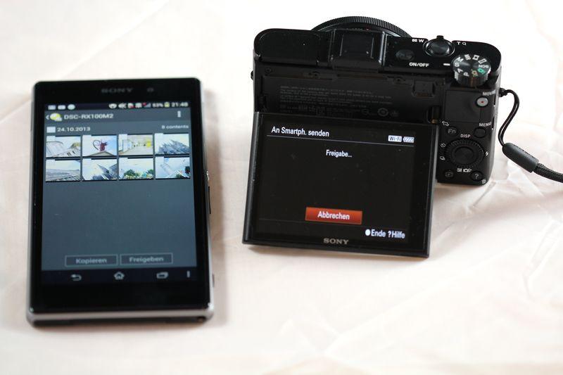anleitung dslr kameras mit dem smartphone oder tablet steuern. Black Bedroom Furniture Sets. Home Design Ideas