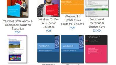 Bild von Lesestoff für Windows-Geeks: 130 kostenlose eBooks von Microsoft