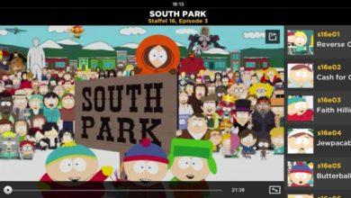 Bild von Alle South Park-Staffeln kostenlos auf Tablets und Smartphones streamen