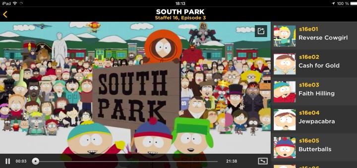 South Park Teaser