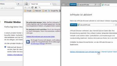 Photo of Anleitung: Keine Spuren in Chrome, Firefox und dem Internet Explorer hinterlassen