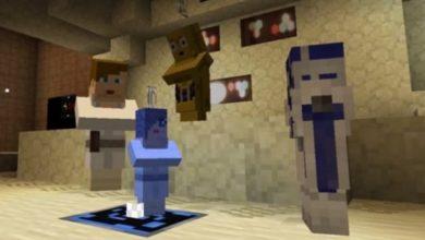 """Photo of """"Star Wars Episode IV"""" erhält ein Remake – und zwar in Minecraft!"""