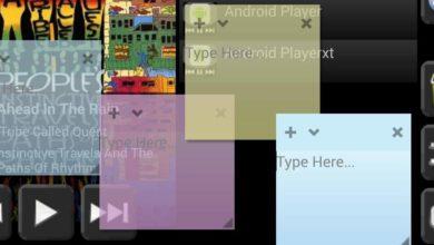 Bild von Post-it als Floating-Fenster für Android verwenden