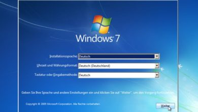 Bild von Anleitung: Mit Bootcamp Windows auf dem Mac installieren