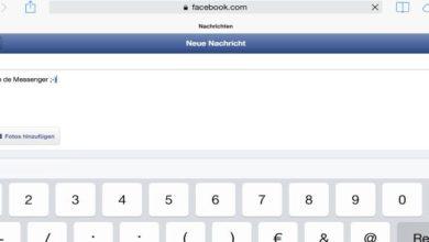 Bild von Anleitung: Ohne Facebook Messenger bei Facebook chatten