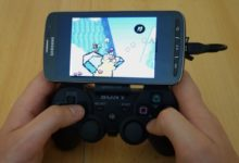 Bild von Anleitung: Android-Spiele mit Playstation 3-Controller steuern